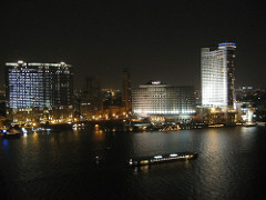 Cairo hotels on the Nile